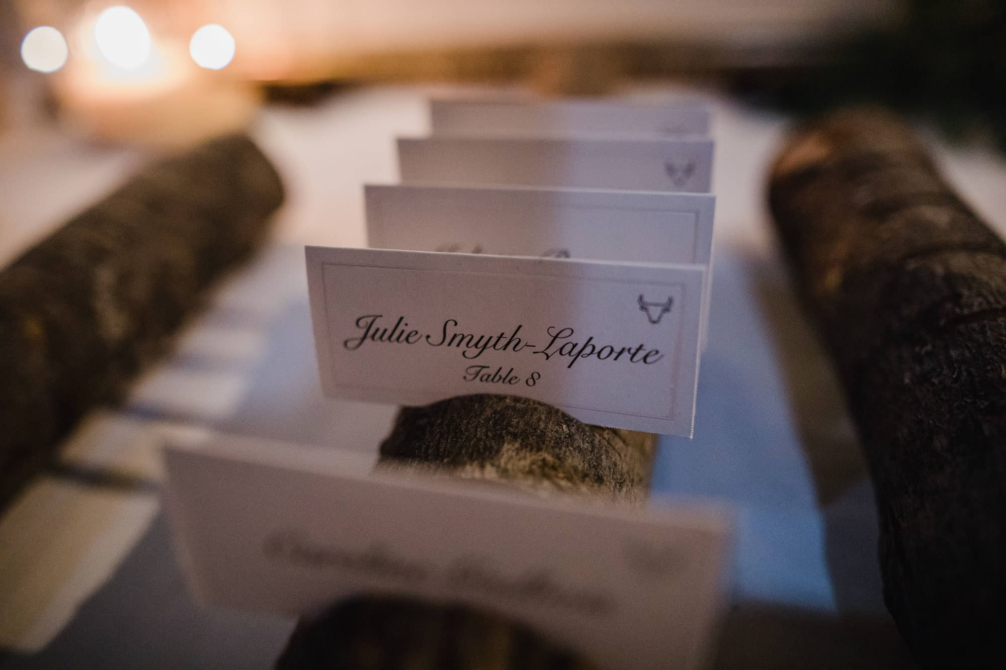 seating chart cards wedding